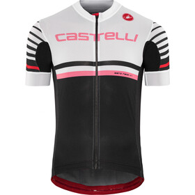 Castelli Free AR 4.1 FZ Jersey Men white/ light black